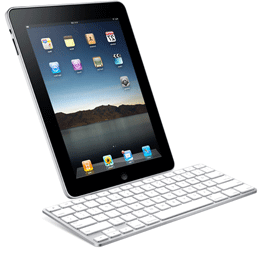 iPad Keyboard Dock Stativ