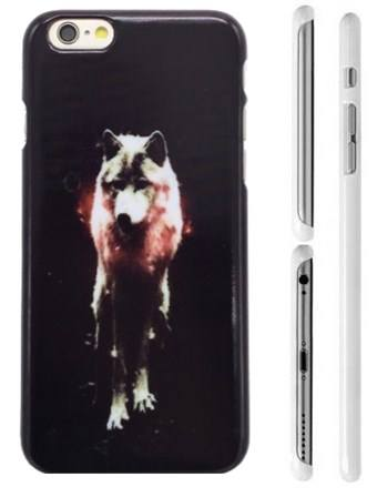 Image of   TipTop cover mobil (Wolf in black)