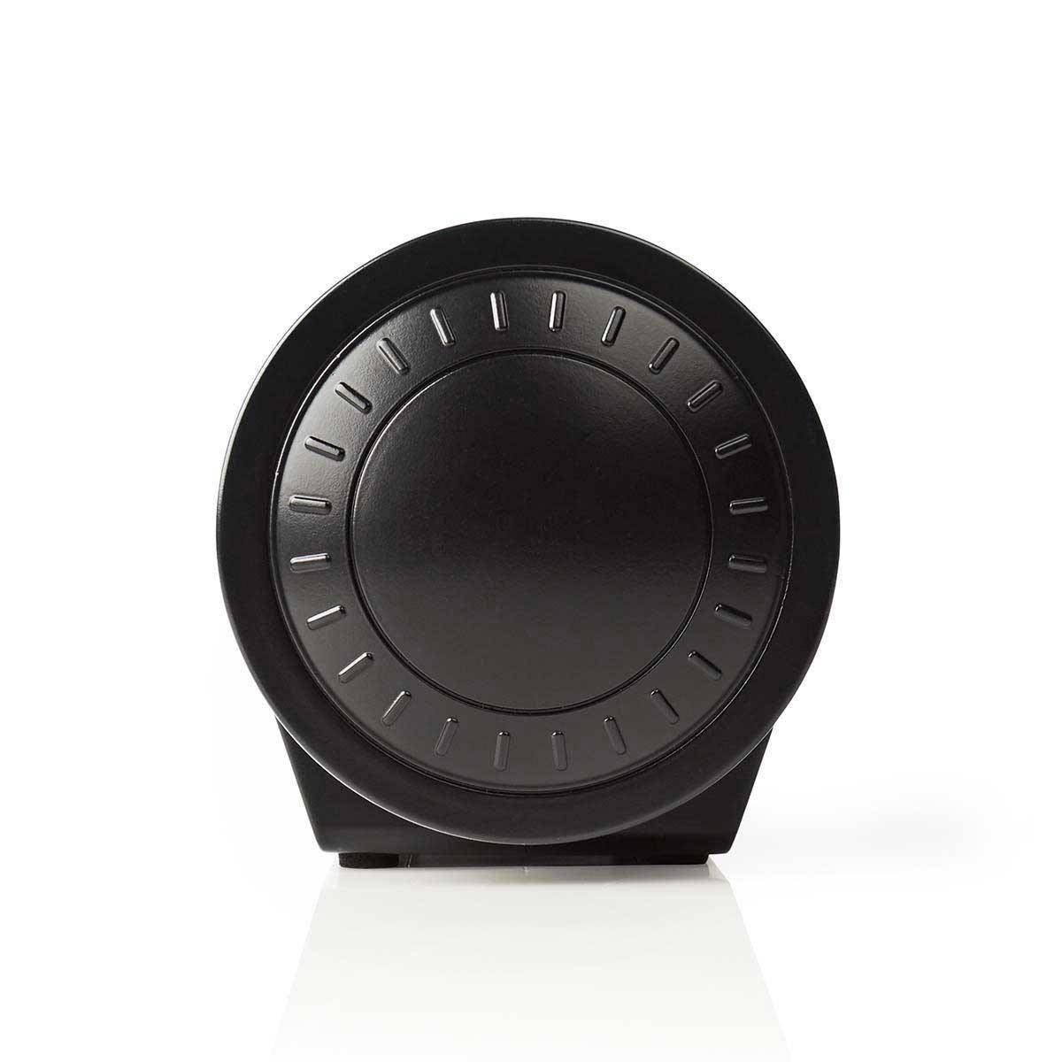 3337f8752c0 Digital Clockradio med Vækkeur og Projektor   0,9 LED   FM