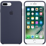 iPhone 6 / iPhone 6S silikone cover - Navy Blå