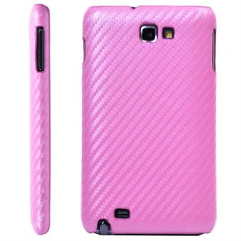 Image of   Samsung Note Carbon Cover (Pink)
