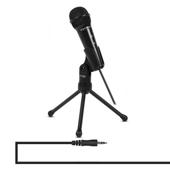 Image of   iSound Mikrofon m/ Tripod til PC & Mac