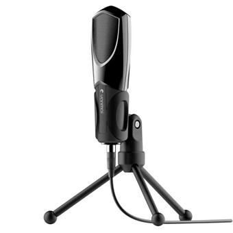 Image of   Complex Gamer USB Mikrofon m/ Tripod stativ til PC og Mac