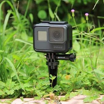Puluz® Tripod Mount Pløk med Adapter & Skrue til GoPro