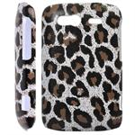 Htc Wildfire S Leopard Cover (Brun)