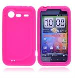 HTC Incredible S Silicone Cover (Pink)