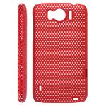 Net cover til HTC Sensation XL (Rød)