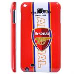 Galaxy Note Cover (Arsenal)