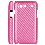 Carbon Cover Galaxy S Advance (Pink)