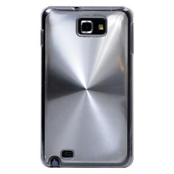Image of   Aluminium cover til Galaxy Note (Sølv)