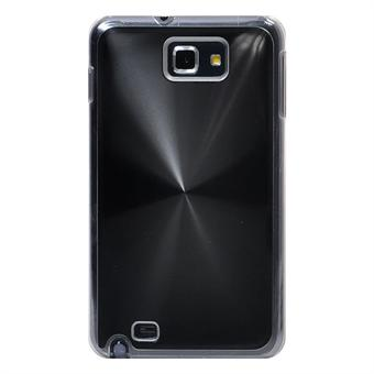 Image of   Aluminium cover til Galaxy Note (Sort)