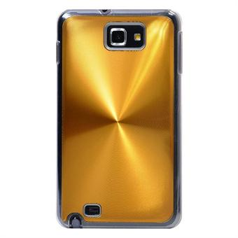 Image of   Aluminium cover til Galaxy Note (Guld)