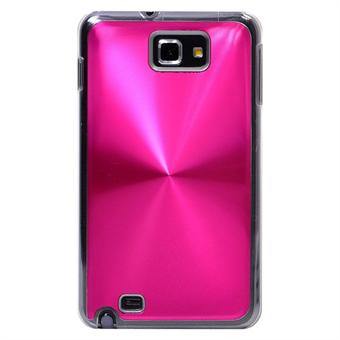 Image of   Aluminium cover til Galaxy Note (Pink)