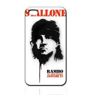 Image of   Rambo Sylvester Stalone Cover