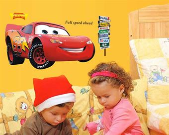 Image of   Wall Stickers - Cars