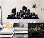 Wall Stickers - Storby