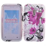 Motiv Cover Til Galaxy Ace Plus (Violet)
