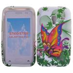 Motiv Cover Til Galaxy Ace Plus (Butterfly)
