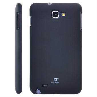 Image of   Plastik cover Galaxy Note (Sort)