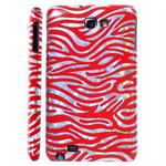 Galaxy Note Zebra cover (R�d)