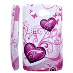 HTC ChaCha Motiv Cover (Love)
