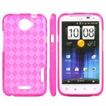 Ternet Cover HTC ONE X (Magenta)