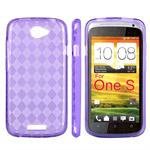 Ternet Cover HTC ONE S (Lilla)