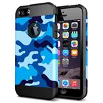 Motomo Edition iPhone 6 / 6S Cover - Army Blue