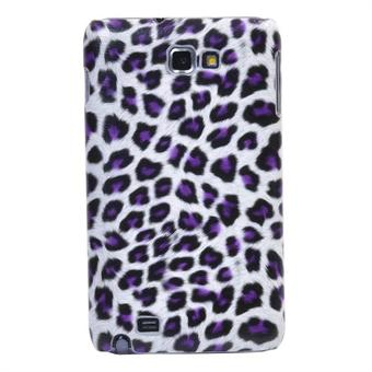 Image of   Galaxy Note Leopard (Purple)