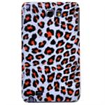 Galaxy Note Leopard (Orange)