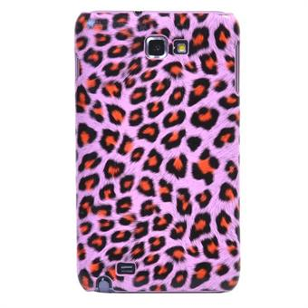 Image of   Galaxy Note Leopard (Pink)