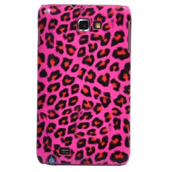 Image of   Galaxy Note Leopard (Hot Pink)