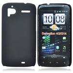 Simpel HTC Sensation Cover (Sort)