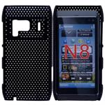 Net cover til Nokia N8 (Sort)