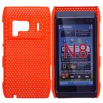 Net cover til Nokia N8 (Orange)