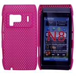 Net cover til Nokia N8 (Hot Pink)