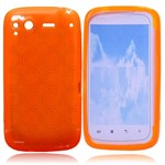 HTC Salsa C510 Silikone Cover (Orange)
