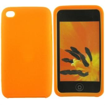 Image of   Simpelt Gummi cover Touch 4 (Orange)