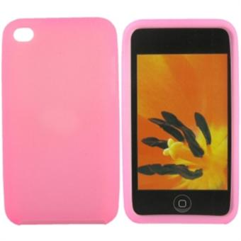 Image of   Simpelt Gummi cover Touch 4 (Pink)