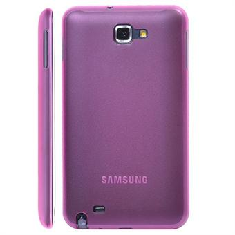 Image of   Galaxy Note Tyndt Cover (Pink)