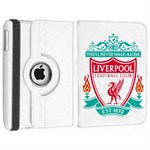 Roterende Fodbold Etui til iPad Air - Liverpool