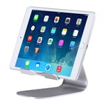Aluminium holder til iPad/Tablet