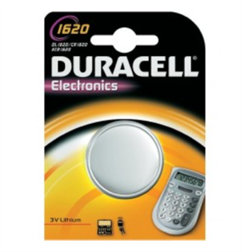 Image of   Duracell Lithium 1620 BG1