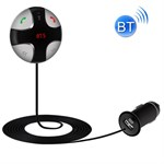 FM29B Bluetooth FM Transmitter Hands-free Car Kit