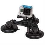 GoPro Hero sugekopholder - Stor version