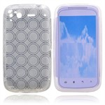 HTC Salsa C510 Silikone Cover (Transparent)