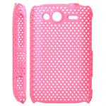 HTC Wildfire S Cover (Light Pink)