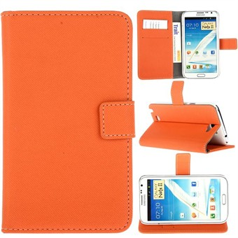 Image of   Stofetui Samsung Galaxy Note 2 (orange)
