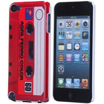 Image of   Plastik Cover til Touch 5/6 - Red Casette