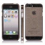 Circel Power iPhone 5 Cover (dark grey)